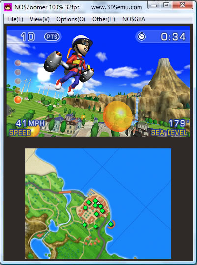 3DS Game Emulator